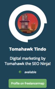 Tomahawk the SEO Ninja