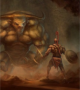 Quest of the Minotaur